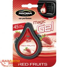 Ароматизатор Aroma Car 455 Magic Gel 10г - RED FRUITS