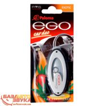 Ароматизатор Paloma EGO EXOTIC black 1010