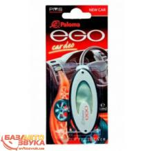 Ароматизатор Paloma EGO NEW CAR black 1034