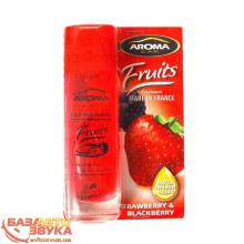 Ароматизатор Aroma Car 902 Pump Spray Fruits - STRASBERRY BLACKBERRY, карт. упак. 50мл