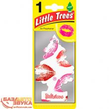 Ароматизатор Wunder-Baum Little Trees Delicious 78081 5г