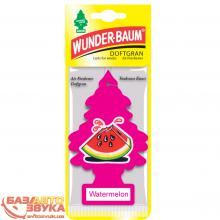 Ароматизатор Wunder-Baum Little Trees Watermelone 1351
