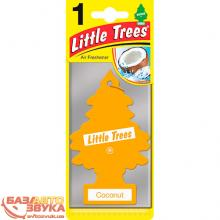 Ароматизатор Wunder-Baum Little Trees Кокос 78004 5г