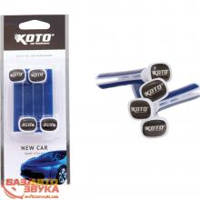 Ароматизатор KOTO FSH-5602 Vent Sticks Новая машина/New car
