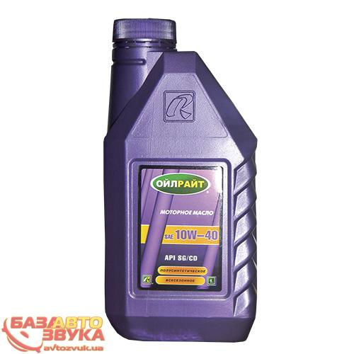 Моторное масло Oil Right OIL RIGHT 10W40 н/с 1л: отзывы, характеристики и фото