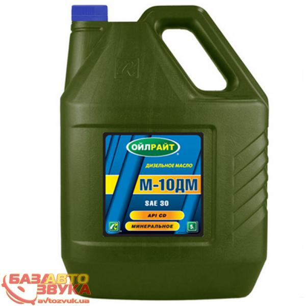 Моторное масло Oil Right М10ДМ 5л