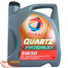 Моторное масло TOTAL Quartz Future NFC 5W-30 5л