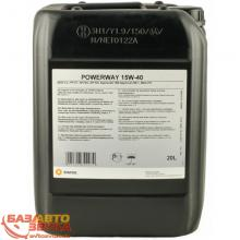 Моторное масло Statoil PowerWay 15W-40 20л