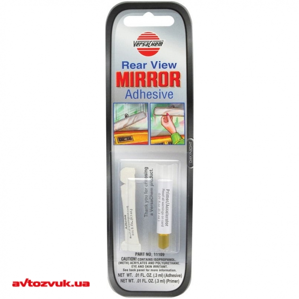Клей Versachem REAR VIEW MIRROR ADHESIVE 11109 6мл