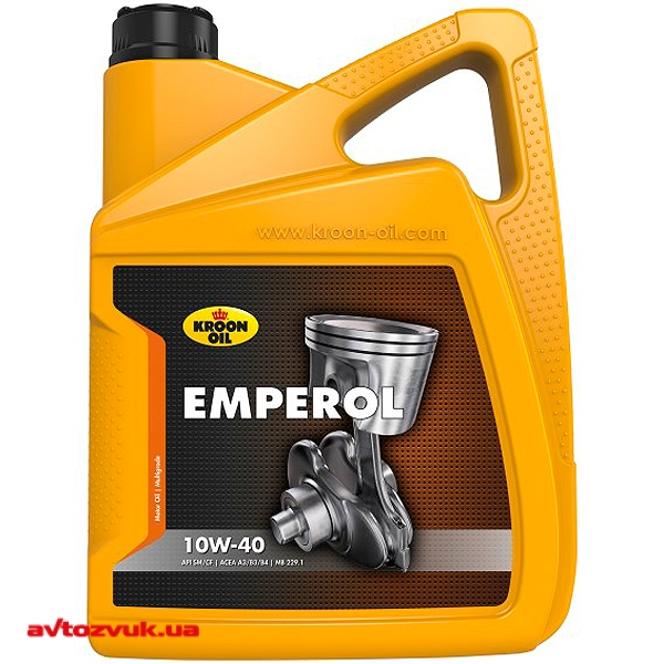 Моторное масло KROON OIL EMPEROL 10W-40 5л