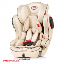 Детское автокресло Heyner MultiProtect ERGO SP Summer Beige 791 500, Фото 3