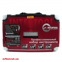 Набор инструментов INTERTOOL ET-7119 7 из 10