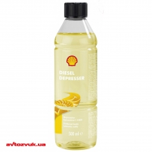 Антигель SHELL Diesel Depresser BT10G 0.5л: Купить за 126 грн