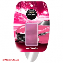 Ароматизатор Aroma Car Membrane RED FRUITS 83107 4мл 2 из 2