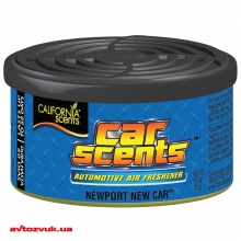 Ароматизатор CALIFORNIA SCENTS Newport New Car 42г: Купить за 99 грн