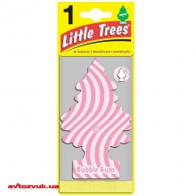Ароматизатор Wunder-Baum Little Trees Bubble Gum 78093: Купить за 33 грн