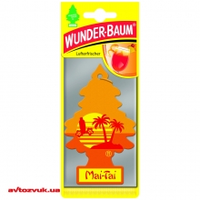 Ароматизатор Wunder-Baum Little Trees Mai Tai 78095: Купить за 33 грн