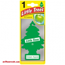 Ароматизатор Wunder-Baum Little Trees Green Apple 78012: Купить за 33 грн