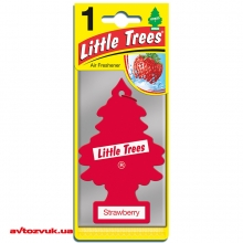 Ароматизатор Wunder-Baum Little Trees Strawberry 78010: Купить за 33 грн