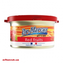 Ароматизатор Dr. Marcus AirCan Red fruits 40г: Купить за 59 грн