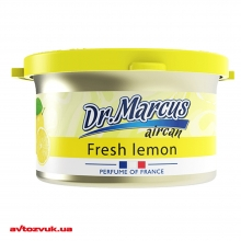 Ароматизатор Dr. Marcus AirCan Fresh lemon 40г: Купить за 59 грн