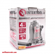 Гидравлический домкрат INTERTOOL GT0032 4 из 4