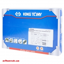 Набор инструментов KING TONY 9-5575MR 9 из 10