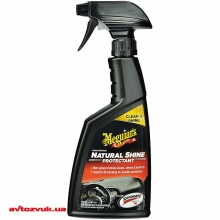 Полироль пластика Meguiar`s Natural Shine Protectant G-4116 473мл