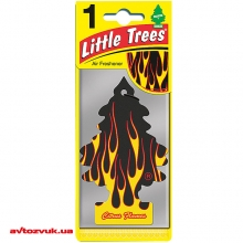 Ароматизатор Wunder-Baum Little Trees Citrus Flames 78090: Купить за 33 грн