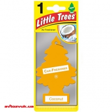 Ароматизатор Wunder-Baum Little Trees Coconut 78004: Купить за 33 грн