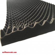 Шумоизоляция ACOUSTICS Sound Wave 15мм 500х1000мм 3 из 3