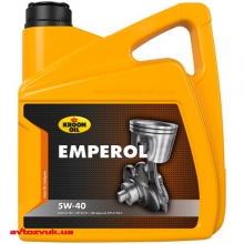 Моторное масло KROON OIL EMPEROL 5W-40 4л