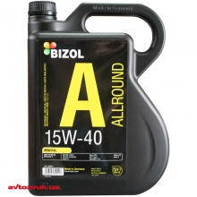 Моторное масло BIZOL Allround 15W-40 B82011 5л