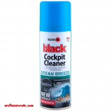 Полироль пластика NOWAX Spray Ocean Breeze NX00210 200мл